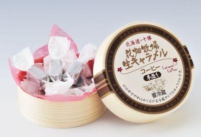 8/1に発売された「生キャラメル コーヒー」(850円/12粒)もこの夏おすすめ