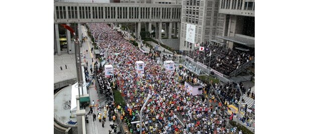 ランナー応募開始から2日間で定員数を超えた「東京マラソン2010」