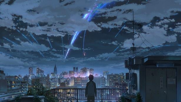 【写真を見る】「これまで以上に風景を美しく描く必要があった」と明かした新海誠監督