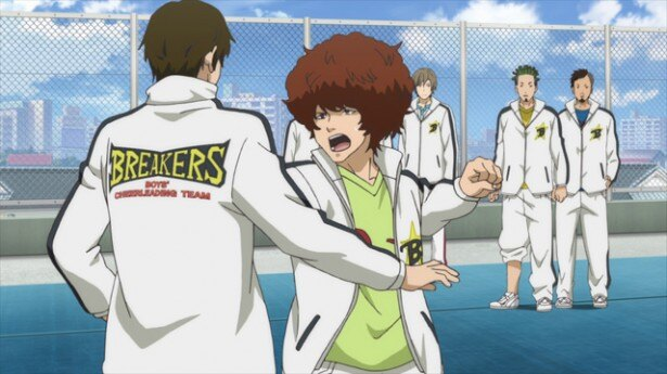 TVアニメ「チア男子!!」第7話場面カットが到着。メンバー増でチームがバラバラに!?