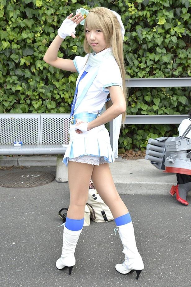 【写真20点】「デレマス」などアイドルアニメはじめ、C90で見かけたキュートなコスプレイヤーたち