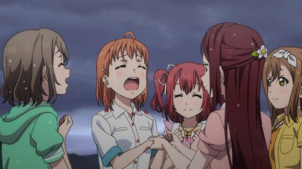 TVアニメ「ラブライブ!サンシャイン!!」第8話場面カットが到着。明るく振る舞う千歌の心中は