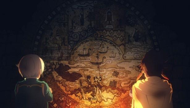 「テイルズ オブ ゼスティリア ザ クロス」第7話場面カットが到着。スレイ、ドラゴン追跡を決意!