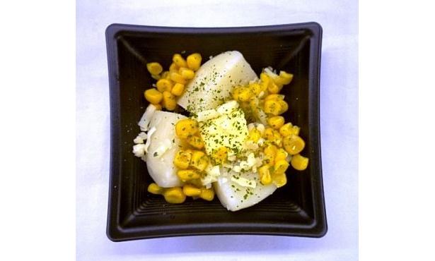 男爵芋、コーン、チーズ、バターすべて北海道づくし「じゃがバターコーン(チーズ)」(248円・沖縄以外の店舗で販売)