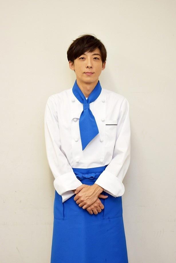 「グ・ラ・メ!―」で官邸大食堂の総料理長・清沢を演じる高橋一生にインタビュー