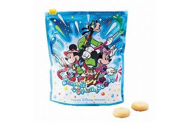 ジッパー付きパッケージで便利! チョコ入りクッキーが14個入ったチョコインクッキー(¥700)