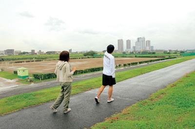 多摩川の美しい風景を満喫しよう
