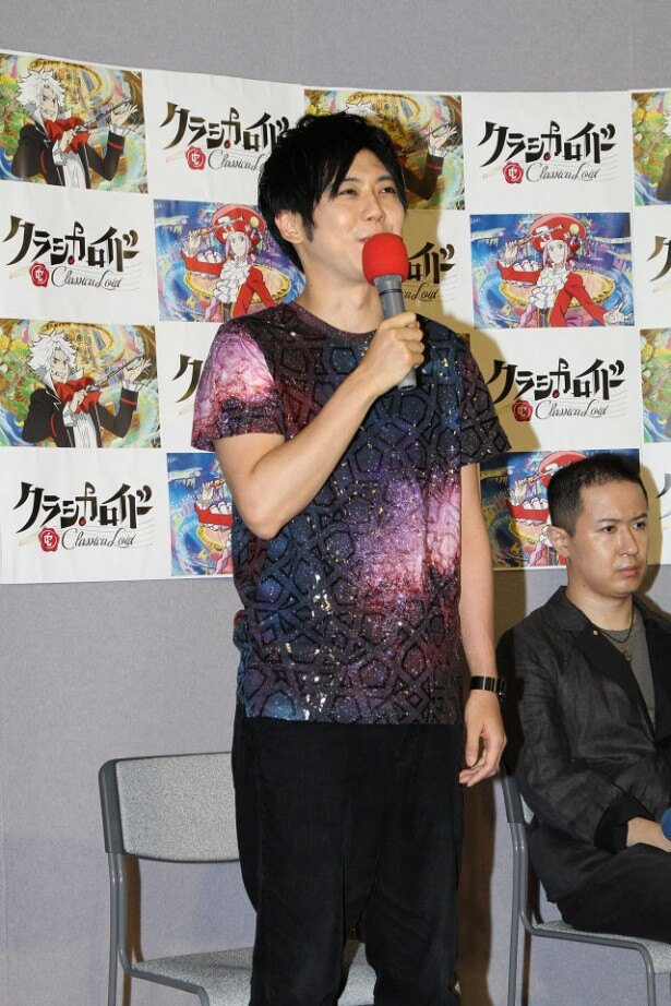 杉田智和と梶裕貴がクラシックをテーマにしたアニメで好演! TVアニメ「クラシカロイド」試写会レポ
