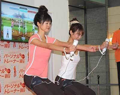 筋力トレーニングベースのプログラム。ほかにもボールを投げたり、ジャンプしたり…