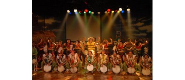 劇団アフリカのパフォーマンスに期待!