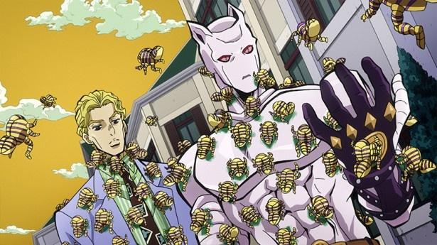 「ジョジョの奇妙な冒険 ダイヤモンドは砕けない」第22話先行カットが到着