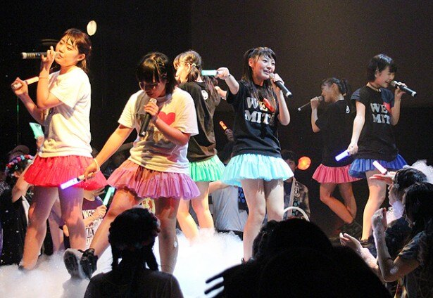 水戸ご当地アイドル(仮)が「水戸ご当地ちゃん!LIVE だいず・うめ produce『AWA LIVE』」公演を開催