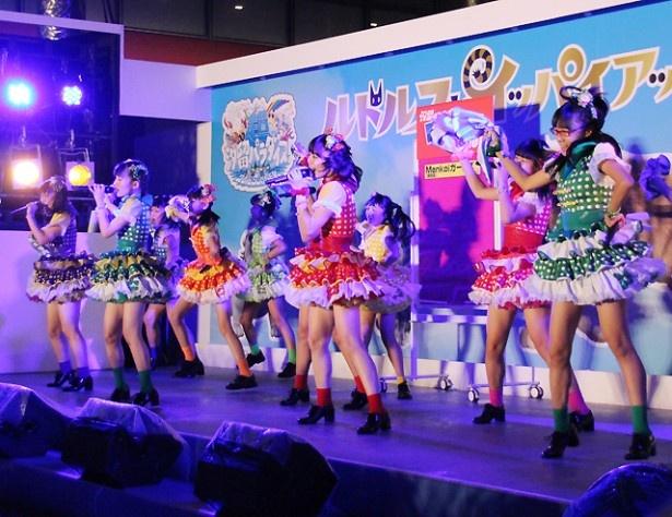 Menkoiガールズが「汐留ロコドル甲子園2016」で優勝!