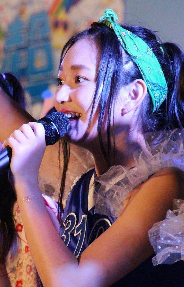 水戸ご当地アイドル(仮)が「汐留ロコドル甲子園2016」の決勝戦に出場。リーダー・りまらはリベンジを誓い、懸命なパフォーマンスを見せた
