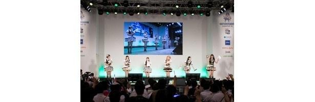 新鮮なデュエットライブも披露!「ミリオンライブ!」ステージイベント in C3TOKYO2016