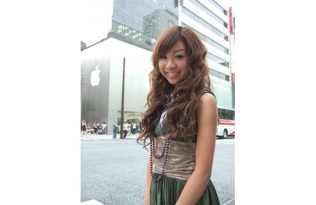 青山テルマ自身、Apple Storeでのインストアライブは初めて!