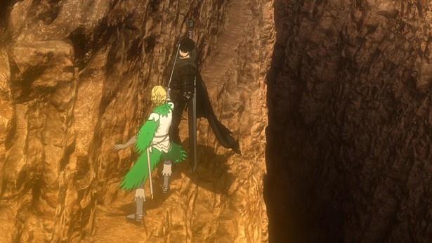 アニメ「ベルセルク」第8話の場面カットが到着。ガッツと邪教徒の主が対決