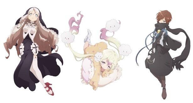 秋アニメ「魔法少女育成計画」新魔法少女のキャストに花守ゆみり・早見沙織・小林ゆうが決定