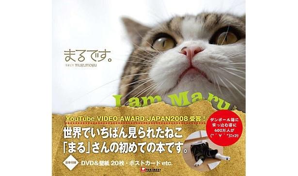 「まるです。-I am Maru.」は9/2(水)発売!(1680円)