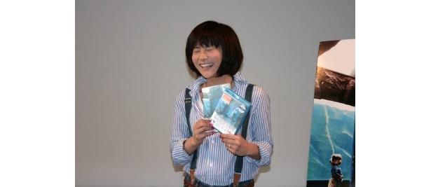 中村勘太郎さんとの結婚生活を聞かれ照れながらも「楽しいです」とコメント