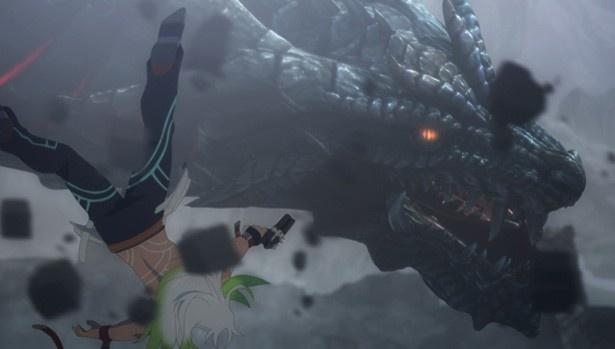 「テイルズ オブ ゼスティリア ザ クロス」第8話場面カットが到着。殺しが流儀の天族・ザビーダとの出会い