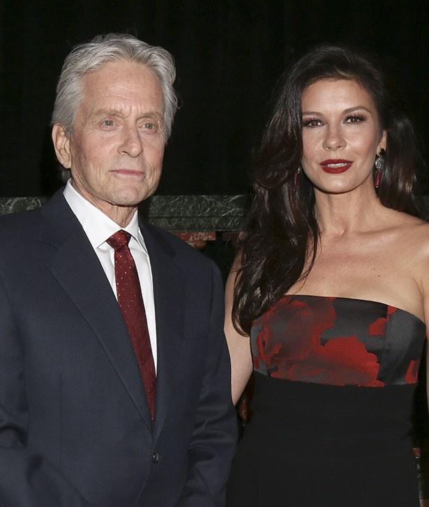2000年に結婚し2人の子供を授かったキャサリンとマイケル
