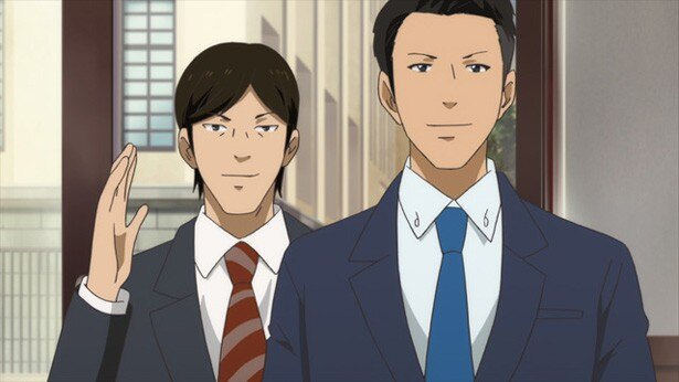 TVアニメ「チア男子!!」第8話場面カットが到着。尚史の退部の申し出にBREAKERSは――