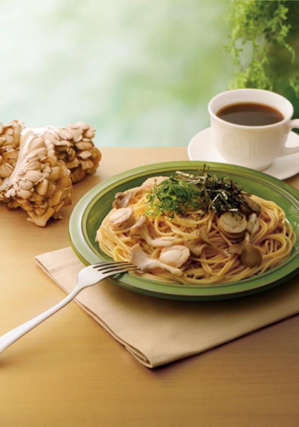 【写真を見る】カフェ・ド・クリエから秋の味覚を使っ