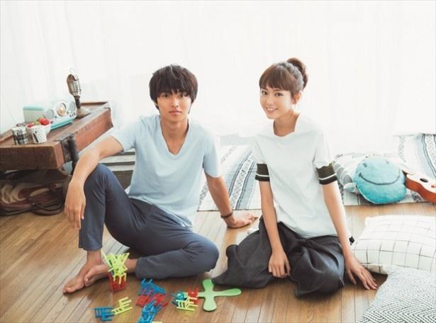 現在発売中の週刊ザテレビジョン・中面グラビアは、美咲と夏向の休日をテーマに撮影を行った