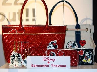 「Samantha Thavasa」よりビニールキルティングシリーズ