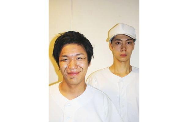 「一緒だったからやってこれた」と金田さんに言われた川島さんは癒し系!?