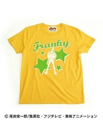 キャラに合わせて全体のデザインをポップに仕上げた「フランキー T」(3990円)