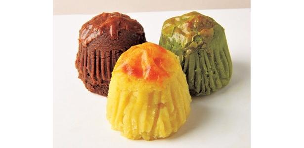 「田園ぽてと 本店」(新百合ヶ丘)の「レアチーズケーキ ぽてと」(1個290円)
