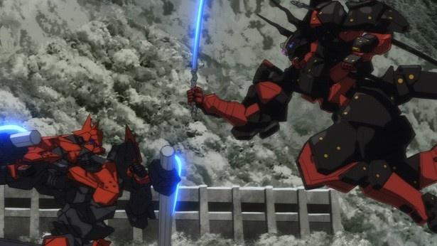 TVアニメ「クロムクロ」第24話先行カットが到着!