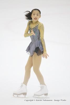 滝野莉子、フリースケーティングの演技