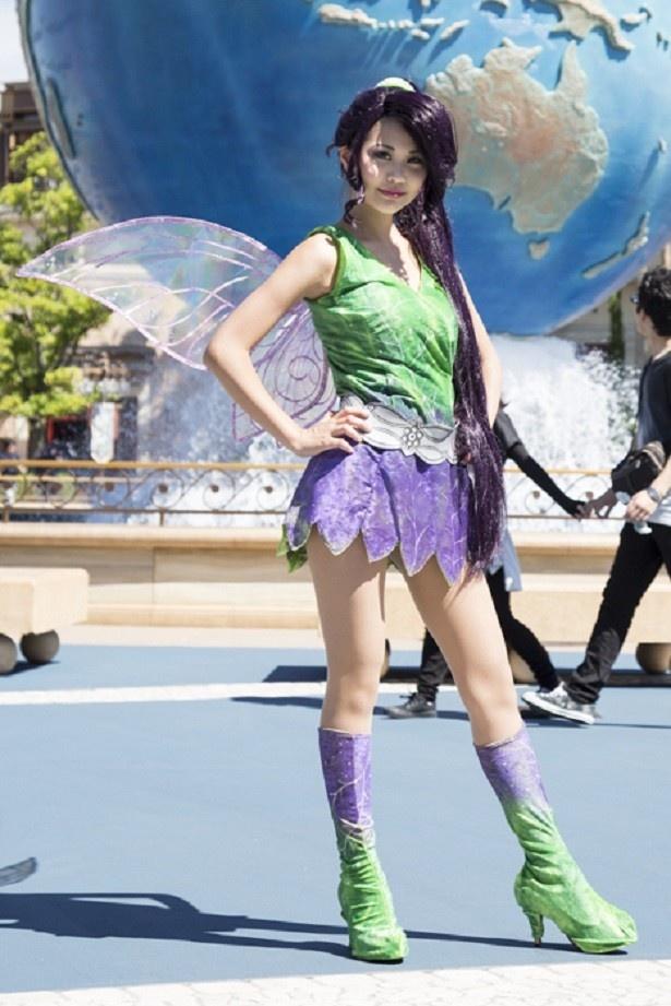 フル仮装の美女を一挙公開!ディズニーのハロウィン企画