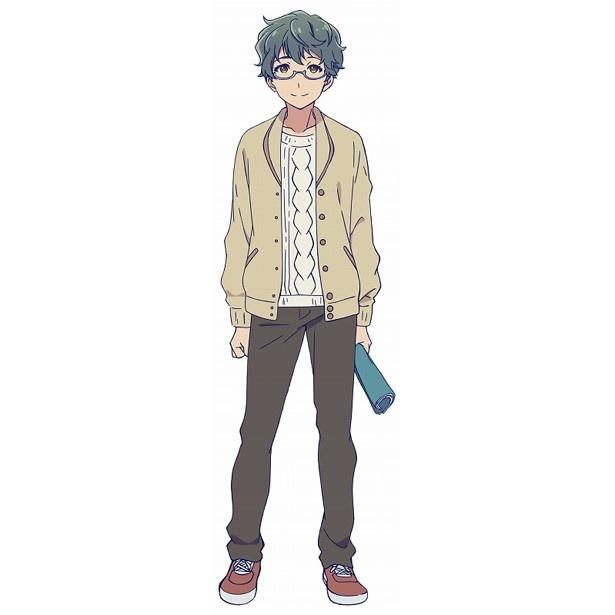 秋アニメ「ガーリッシュ・ナンバー」に江口拓也と堀内賢雄が出演決定!