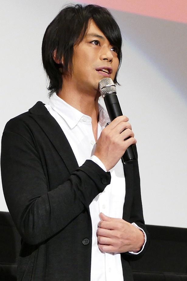 浪川大輔がサプライズ登場!「血煙の石川五ェ門」が発表された「次元大介の墓標」イベント