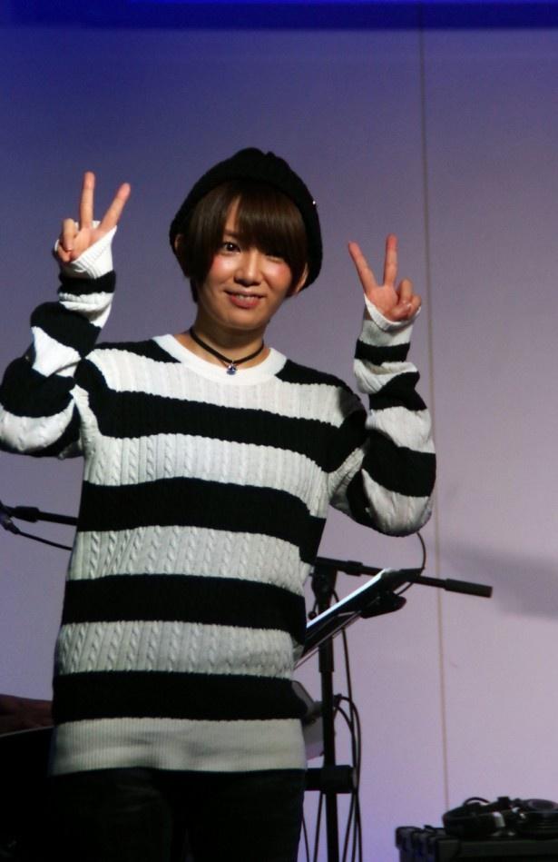 希美も12月2日に初めてのワンマンライブを開催