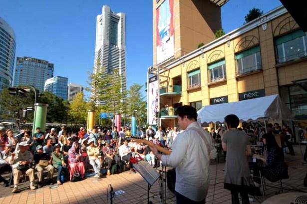 9月22日(祝)~「横浜音祭り2016」がスタート!
