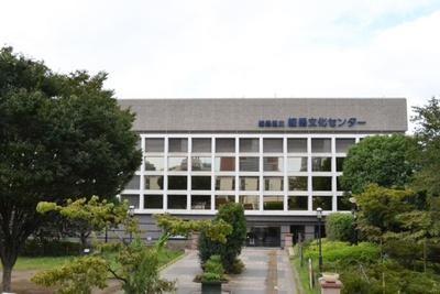 練馬駅のすぐ近くにあり、演劇などの公演も行われる「練馬文化センター」