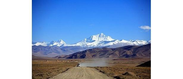 エベレストのベースキャンプまでの道のり