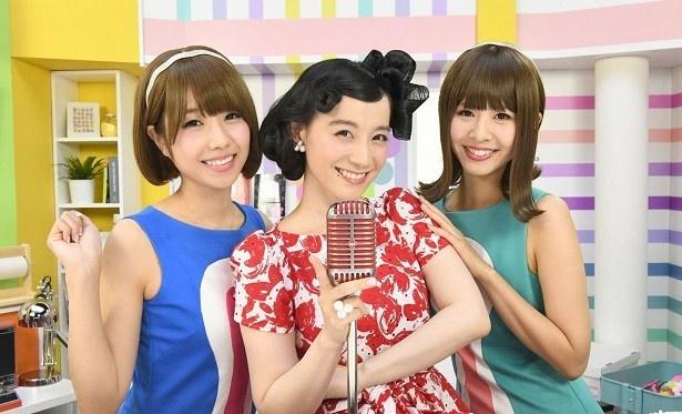 9月26日(月)から4夜連続で篠原ともえとバニラビーンズが最新トレンド情報を届ける「シノバニ」(テレビ朝日)を放送!