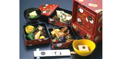 京野菜などの地元食材を使い、懐石料理や弁当を提供/芹生
