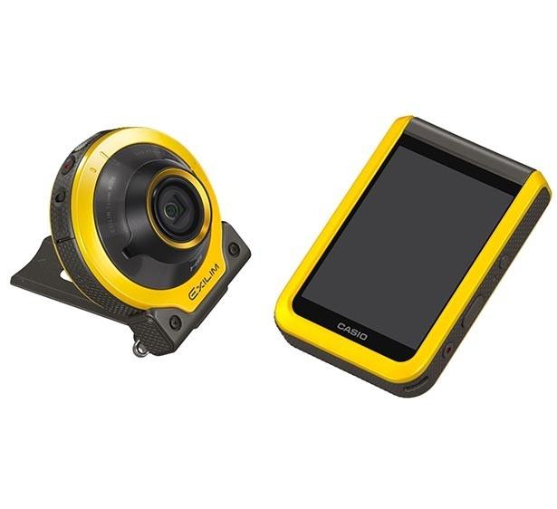 写真や動画が撮れ、防水も嬉しい「CASIO EX-FR100」が当たるかも?