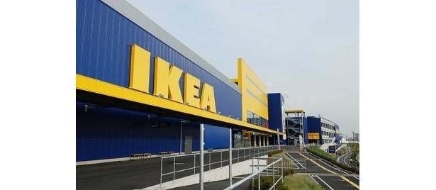 IKEA新三郷店