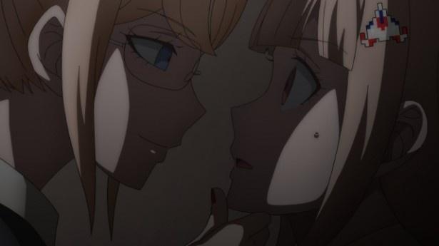 「ダンガンロンパ3絶望編」第9話の画面カットが到着。江ノ島に捕まった雪染の救出へ!