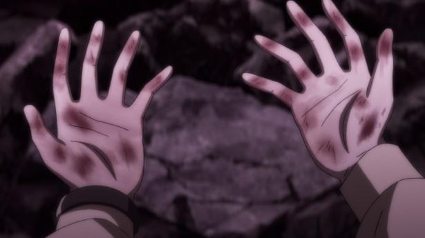 「ダンガンロンパ3 未来編」第9話場面カットが到着。襲撃者の手がかりを得た霧切と宗方