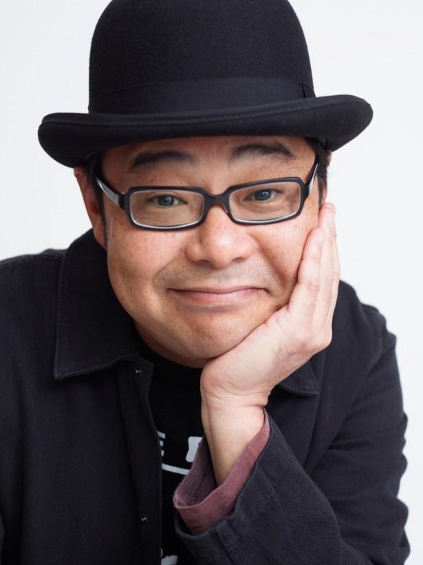 田口浩正演じる尾田大将は、編集者を目指す悦子を応援する
