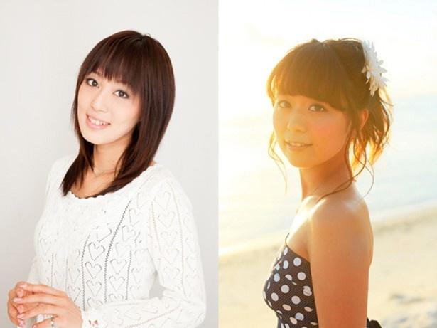 9月29日(木)に日笠陽子さん(左)と井口裕香さん(右)が出演する「劇場版 マジェスティックプリンス」の特別番組を放送